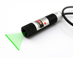 The Lowest Cost 532nm 100mW Green Line Laser Module